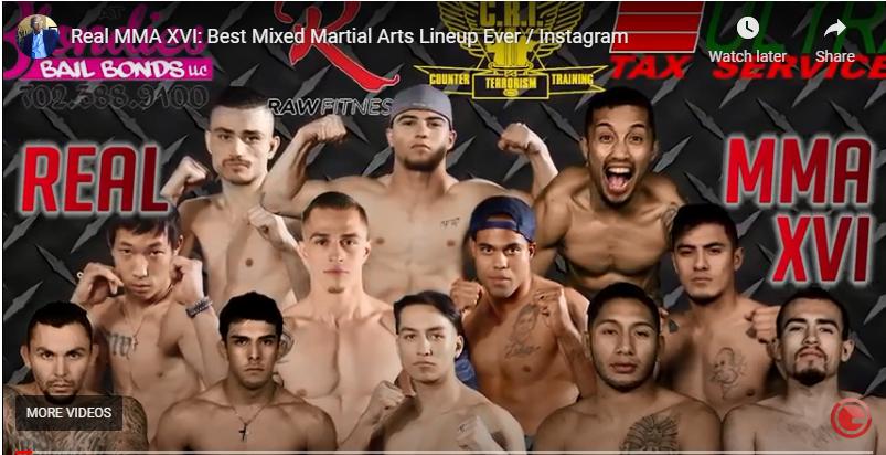 Real MMA